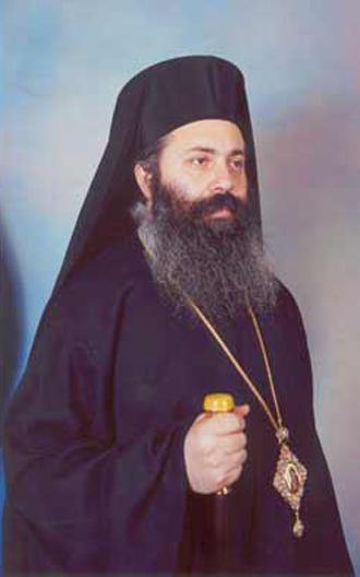 Metropolitan Paul Yazigi of the Greek Orthodox Archdiocese of Aleppo. (Image from facebook.com)