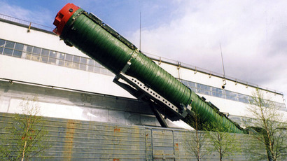 Russia successfully test-fires Topol ballistic missile