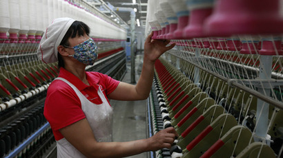 China's services growth in April weakest in 2 years, BRIC also slowing