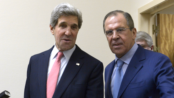 Moscow and Washington disagree on Syria approach in Brussels