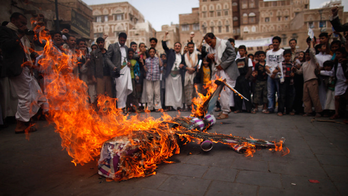 'Growing hatred of US': Yemeni testifies to Senate on drone program fallout