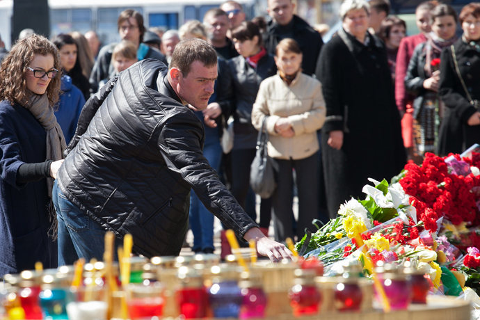 RIA Novosti / Alexander Yruvsky