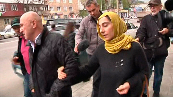 Tsarnaev mother faces jail time in US