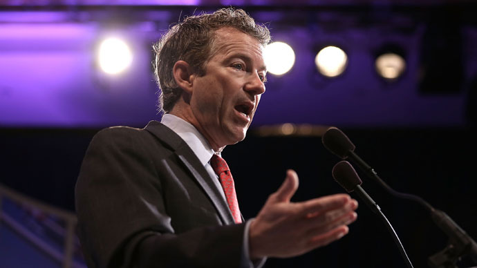 Rand Paul says he hasn't flip-flopped on domestic drones