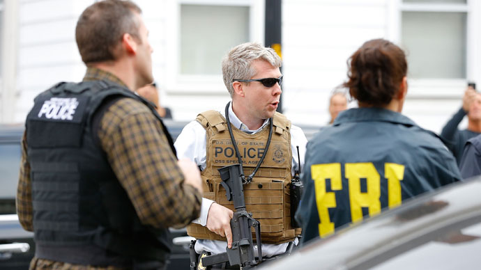 FBI uses dummy website to snare teen wannabe terrorist