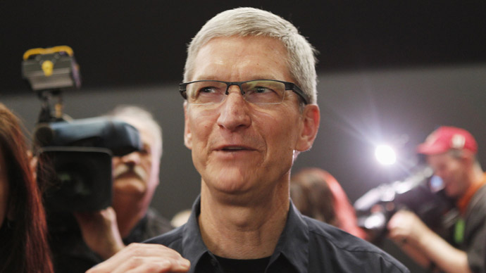 iKlatch: Apple CEO holding charity auction for coffee break with himself