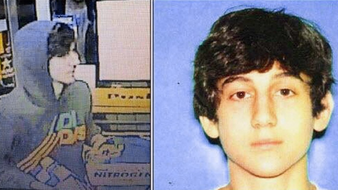 Boston bombing suspect goes silent, parents vow to seek the truth in the US