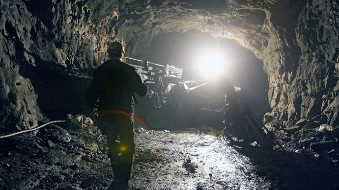 Russia vies to challenge China's 97% monopoly on rare earth metals