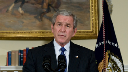 Miss me yet? Polls shows Americans like Bush again