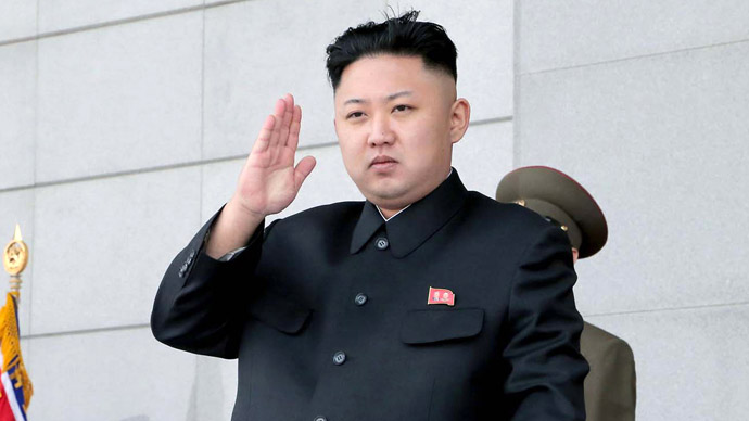 North Korean leader Kim Jong-Un (AFP Photo/KCNA via KNS)