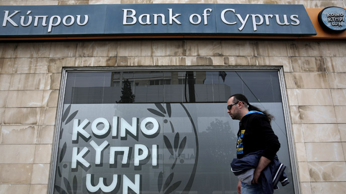 Disappearing deposits: Savers withdrew $1.8 billion from Cyprus in March