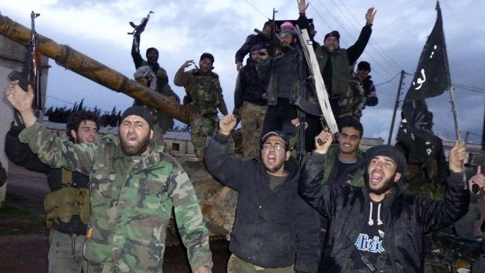 Prelude to intervention? Damascus claims Al-Qaeda used chemical rocket in Aleppo attack
