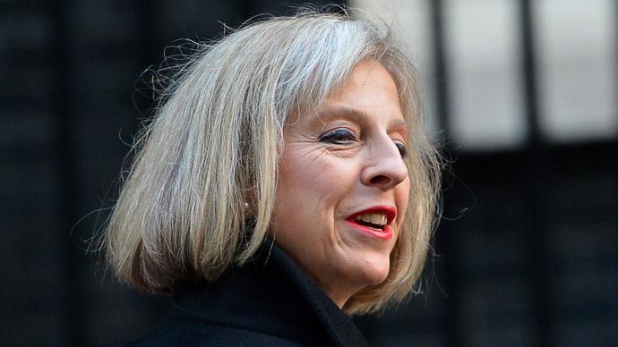 British Home Secretary Theresa May (AFP Photo/Ben Stansall)