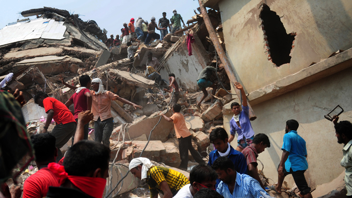 Discount clothier Primark extends compensation to Rana Plaza victims