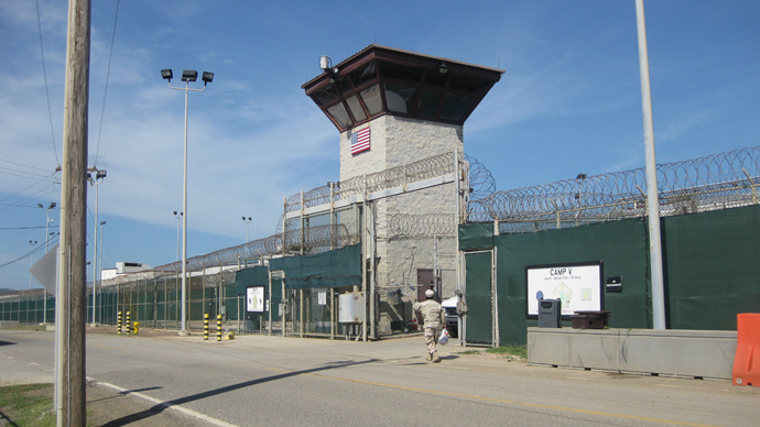 UN calls force-feeding at Guantanamo 'torture'