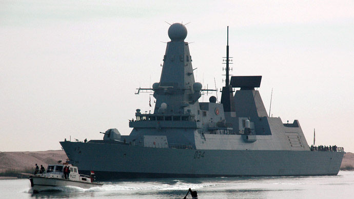 Rule, Britannia? UK 'shadow military' may return to Gulf over instability fears