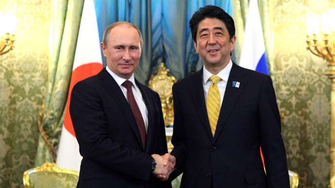 Russia, Japan agree to resume talks on peace treaty after stalling for 10 years