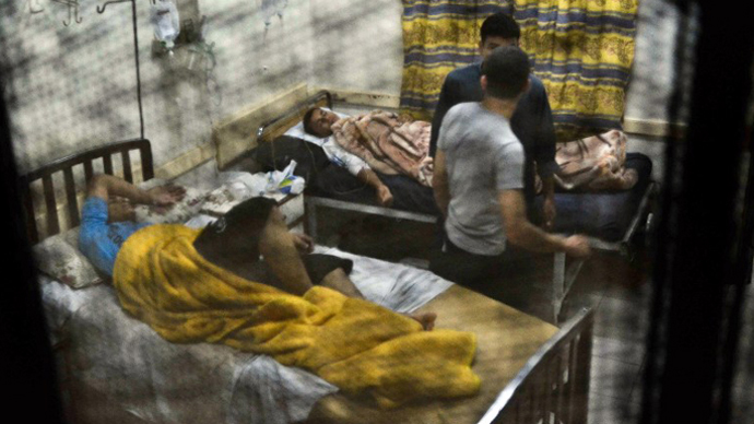 Egyptian students clash with police over second mass food poisoning in one month