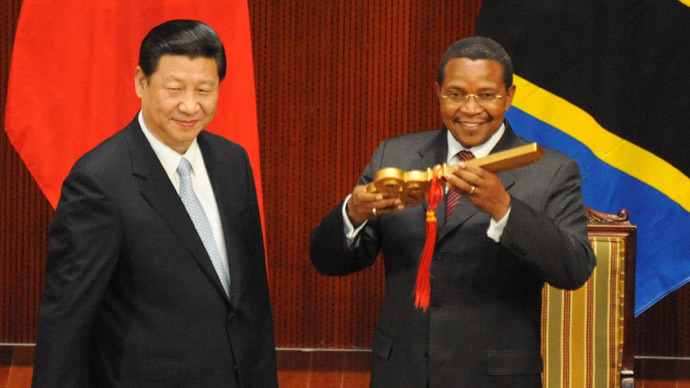 New database reveals China's 'secret' aid to Africa