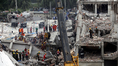 Gap, Walmart holdout in Bangladesh safety agreement following factory disaster