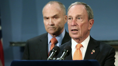 Mayor Bloomberg's advice to students: Become plumbers