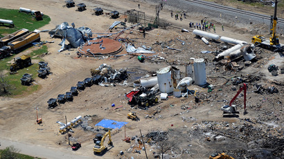 West, Texas fertilizer plant had no security, history of breaches