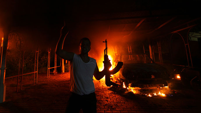 Rand Paul alleges CIA smuggled weapons through Benghazi