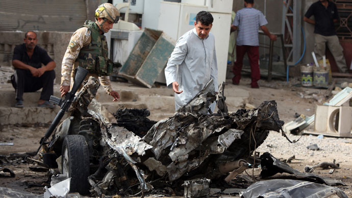 At least 22 people killed in multiple bomb blasts across Iraq