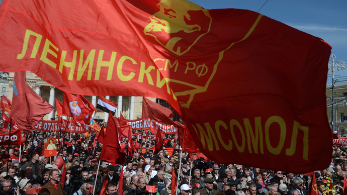 Russian Communists brace themselves for fighting international oligarchy