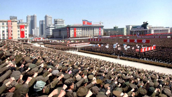North Korea sentences American to 15 years hard labor