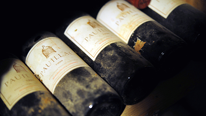 Cellar sell-off: French budget crisis sees Elysee wines up for grabs