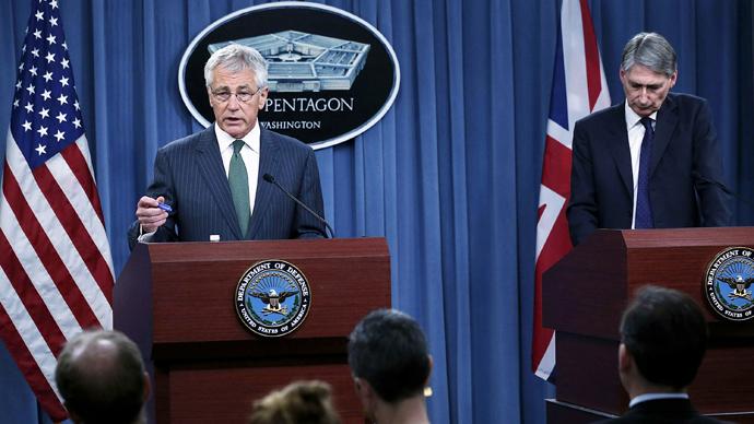 Hagel: US administration mulls arming Syrian rebels