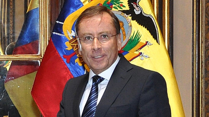 Ecuador and Peru mutually recall their ambassadors over supermarket scuffle