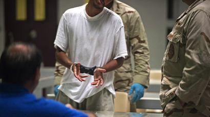 Shackles, masks and nasal tubes: Gitmo revises force-feeding techniques (PHOTOS)