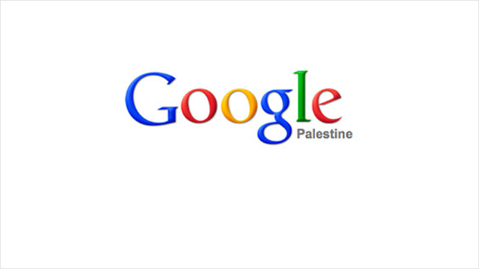 'Palestine' tagline appears on Google to Israel's disapproval