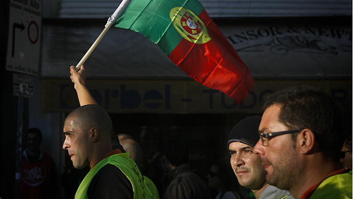 Portugal to lift retirement age, working hours in austerity drive