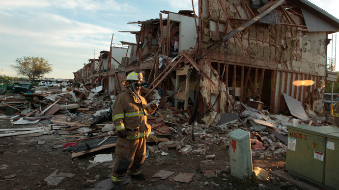 Texas tragedy may cost fertilizer plant only $1 million