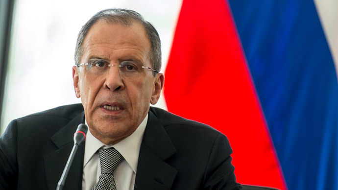 Russia open to talks with all Syrian opposition members – Lavrov