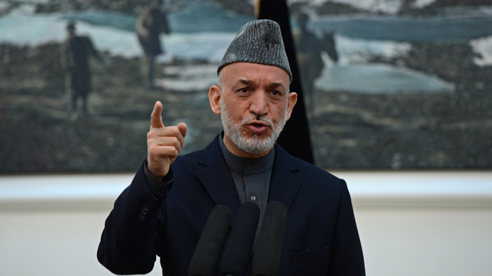 Obama break up with Karzai? US considers total Afghanistan pullout