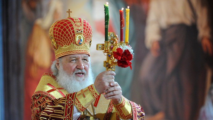 'We become free to live a full life' - Patriarch Kirill sends Easter message