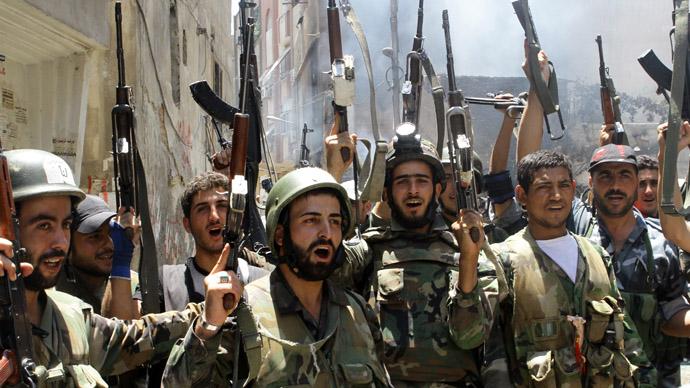 Iran ready to 'train' Syrian army – commander