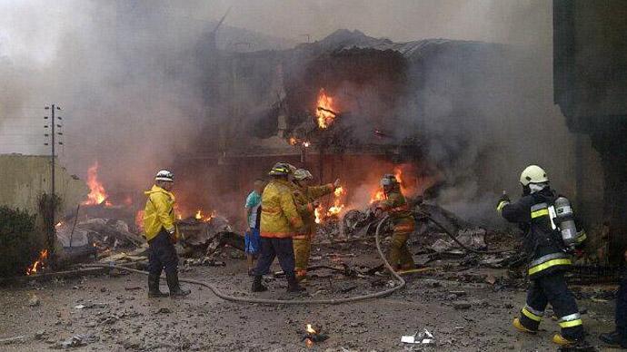 2 dead, dozens injured as Boeing 777 crash lands at San Francisco intl airport (PHOTOS)