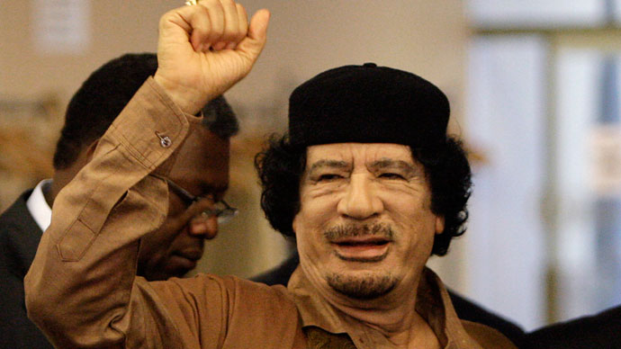 Gaddafi son facing 'show trial', ICC & Libya at loggerheads