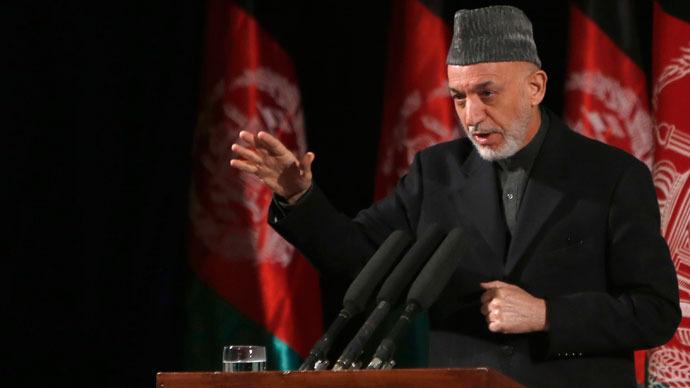MI6 'ghost money' sent to Hamid Karzai amid massive Afghan corruption