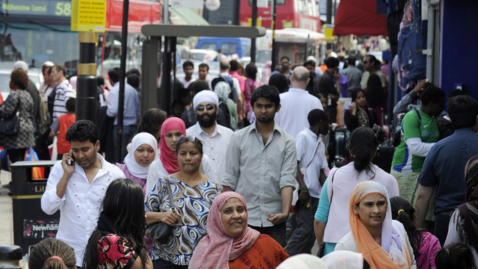 'White flight' in UK as mass immigration leads to segregation