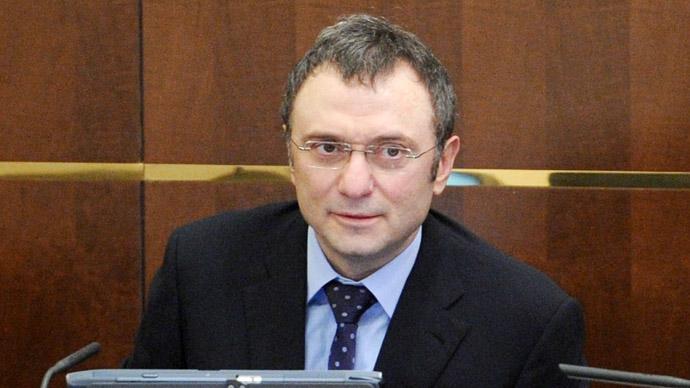 Suleiman Kerimov (RIA Novosti/Syisoev)