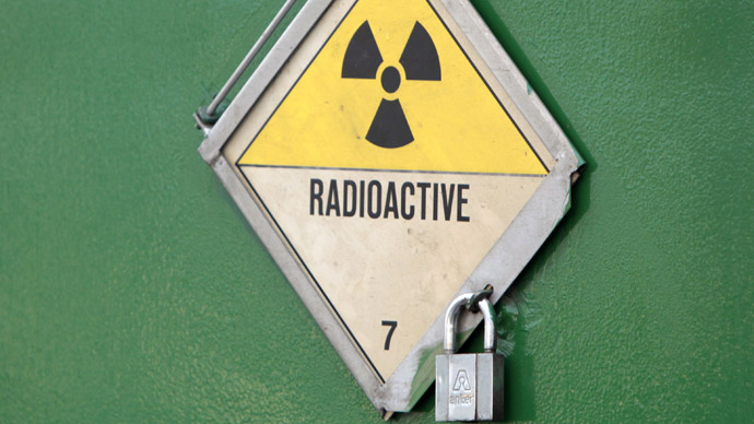 Nuclear unclear: Radioactive materials disappear in UK over last decade