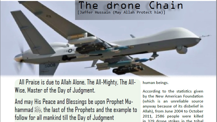 US drone strikes illegal, govt should stop them – Pakistani court