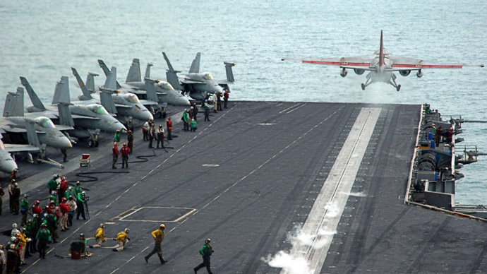 US heads 41-nation war games in Gulf, Iran fears conflict in volatile region