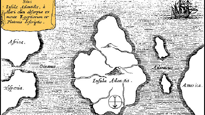 'Brazilian Atlantis': Scientists discover traces of sunken continent under Atlantic Ocean